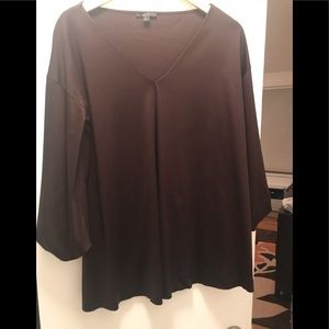COS blouse/tunic size s- nwot